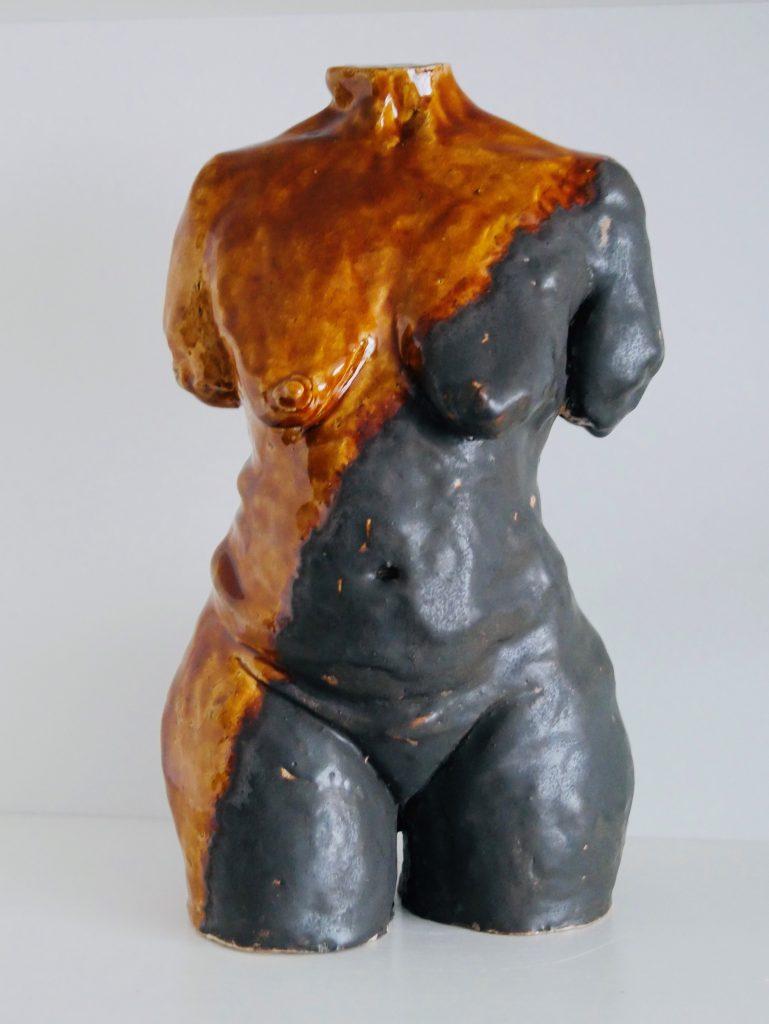 vrouwen torso